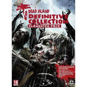 JEU PS4 Dead Island Collection Definitive Slaughter Pack J