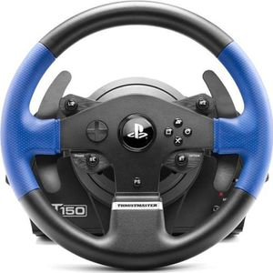 VOLANT PC THRUSTMASTER  T150 Force Feedback  Volant 1080deg