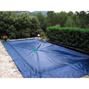 BÂCHE - COUVERTURE  Bache couverture d'hivernage pour piscine enterré