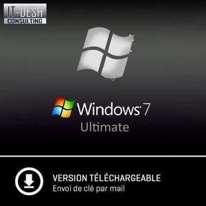 SYST EXPLOIT À TÉLÉCHARGER Windows 7 Intégrale - 32/64-bit - A Télécharger -