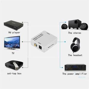 BOITIER PC  Convertisseur Audio numérique vers analogique Coax