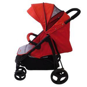 POUSSETTE  Poussette citadine Baby Fox quatre roues 'Leader'