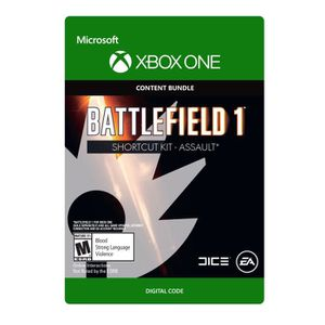 EXTENSION - CODE DLC Battlefield 1: Shortcut Kit -Assault Bundle po