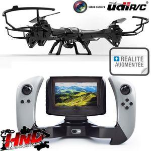 DRONE Drone FPV LARK TERCEL UDI RC U842-1 avec caméra et