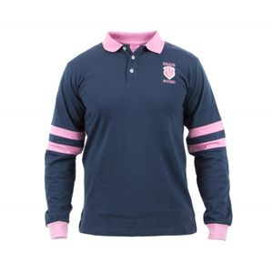 MAILLOT DE RUGBY Polo rugby homme - Stade Français - Holiprom