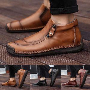 Hommes /'noires À Lacets officier Robe Militaire Armée Mocassin Décontracté Chaussures Oxford Neuf