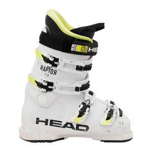 CHAUSSURES DE SKI Chaussure de ski junior Head Raptor 70 blanc