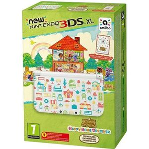 CONSOLE NEW 3DS XL Console New Nintendo 3DS XL + Animal Crossing: Hap