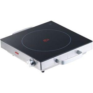 PLAQUE VITROCÉRAMIQUE  Plaque de cuisson vitrocéramique à infrarouge 2000