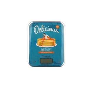 BALANCE ÉLECTRONIQUE Tefal - BC5119V0 - Balance culinaire Optiss Delici