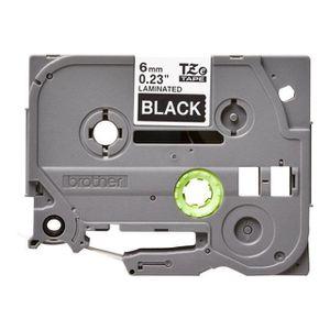 200 220 2450 2400 1750 2460 Ruban Cassette Cartouche 9mm vhbw pour Brother P-Touch 1290 2470 comme TZ-D21 TZE-D21. 1850 1800