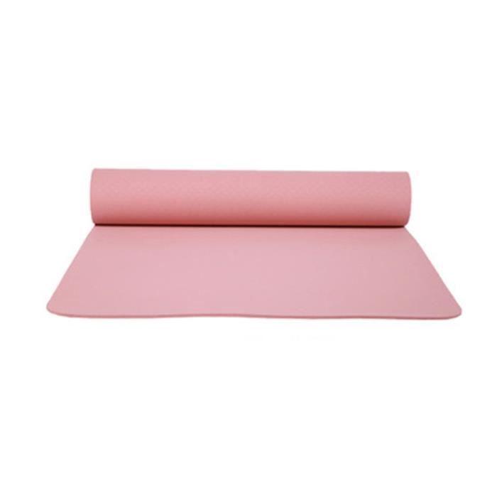 Tapis de yoga classique Yoga Mat Pro TPE Eco Friendly Antiderapant Fitness Tapis d'exercice Produit de yoga 23