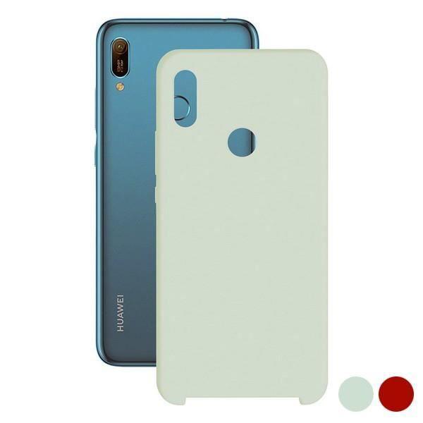 Protection pour téléphone portable Huawei Y6 2019 TPU