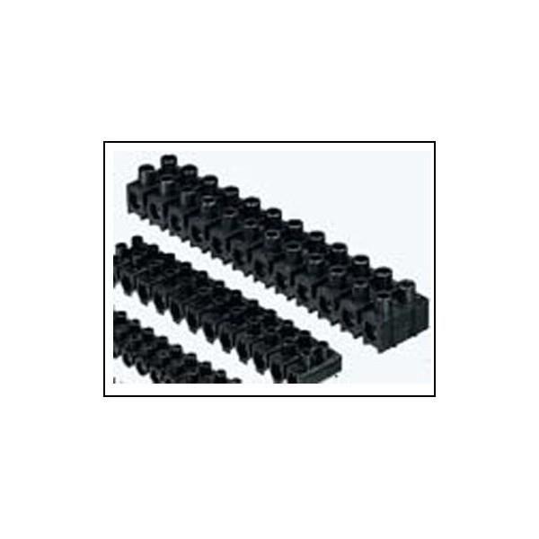 VOLTMAN Barrette de connexion 25 mm² noir