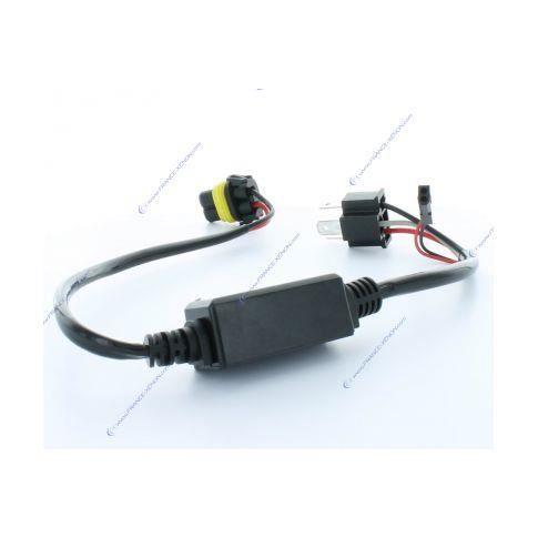 2x Faisceau anti-erreur H13 9008 RR - Voiture Multiplexée - Boitier anti-erreur