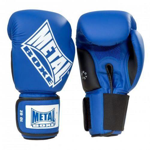 METALBOXE - Gant compet bleu Metal Boxe - (bleu - 10 OZ)