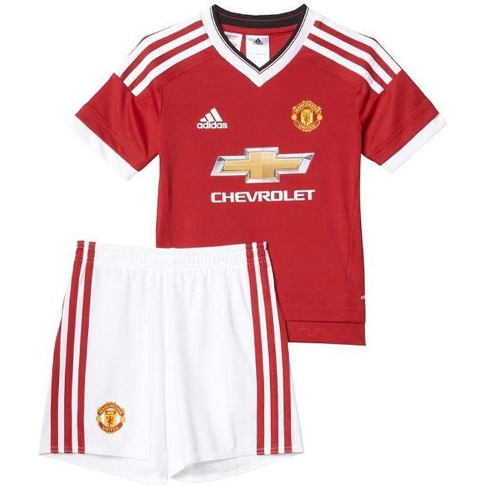 Mini-kit Football Manchester United Adidas - Ensemble sport enfant