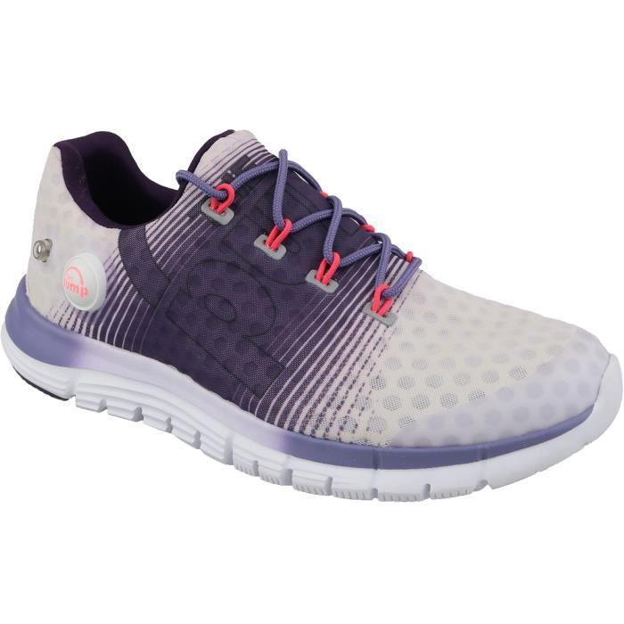 Reebok ZPump Fusion V66479 chaussures de running pour femme Violet
