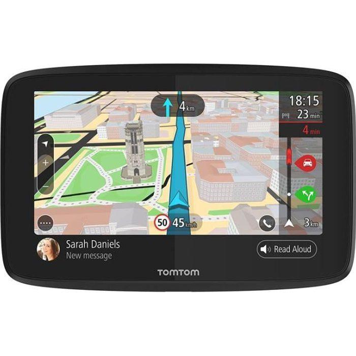 TomTom GO 620 WI-FI GPS Eléments Dédiés à la Navigation Embarquée Europe Fixe, 16:9