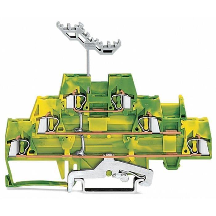 Borne à 3 étages vert-jaune Contenu: 40 pc(s) W…