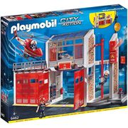 PLAYMOBIL 9462 - City Action - Caserne de pompiers