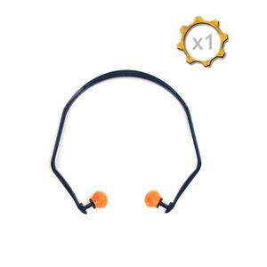 1 paires howard leight réutilisable boules quies-neutron cord soft tpe bouchons d/'oreille SNR20dB