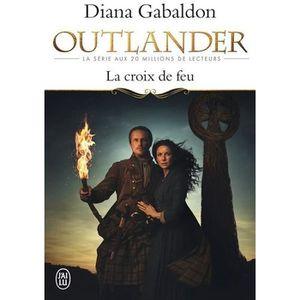 LITTÉRATURE ÉTRANGÈRE Outlander Tome 5 - La croix de feu