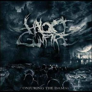 CD VARIÉTÉ INTERNAT Conjuring the damned by Halo of Gunfire