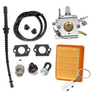 2x Tuyau d/'essence /& filtre pour Stihl FS120 FS200 FS250 FS300 FS350 FS400 FS450