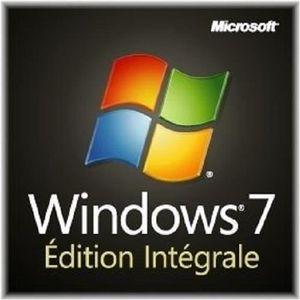 SKIN - STICKER Windows 7 Intégrale - 32/64-bit - A Télécharger