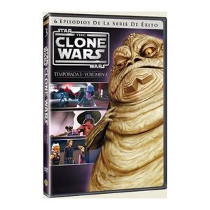 DVD FILM Star Wars: The Clone War (STAR WARS: THE CLONE WAR