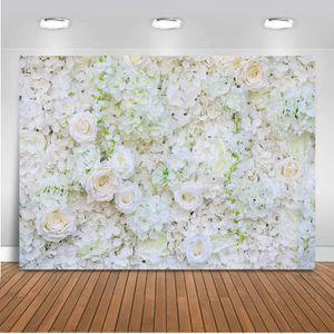 FOND DE STUDIO Mehofoto Fleur Toile De Fond Blanc Rose Douche De
