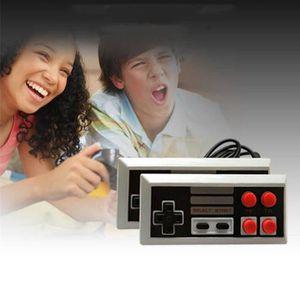 JEU CONSOLE RÉTRO Console de jeu Mini Vidéo Pour Nes Jeux avec 600 J