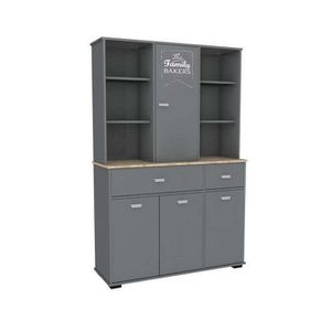 BUFFET DE CUISINE  BUFFET GRAND BAKERY GRAPHITE K111-BKR