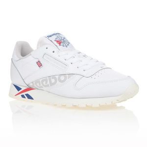 6b8c3e8382845 BASKET REEBOK Baskets Classic Leather - Homme - Blanc et