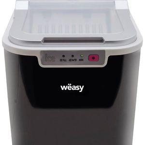 MACHINE À GLACONS WEASY KW12 - Machine à glaçons 12 kg - Noir