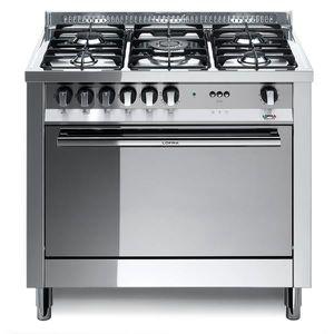 PLAQUE MIXTE LOFRA MG96GV-C 90X60 cuisinière AVEC TOP EN INOX P