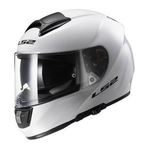 CASQUE MOTO SCOOTER Casque Moto LS2 FF397 Vector FT2 - Blanc