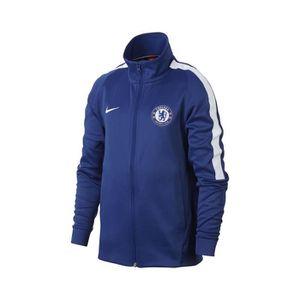 BLOUSON MANTEAU DE SPORT Veste Chelsea Bleu Junior