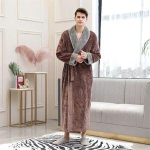 PYJAMA pyjama homme Mens Splice Épaissir Corail Polaire R
