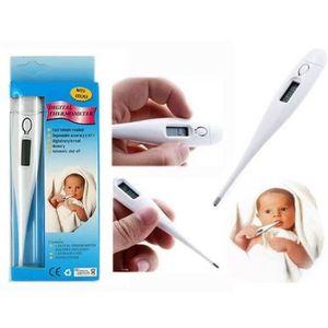 THERMOMÈTRE BÉBÉ Bébé mesure de la température du thermomètre