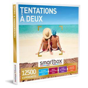 COFFRET SÉJOUR SMARTBOX - Coffret Cadeau - Tentations à deux - 1