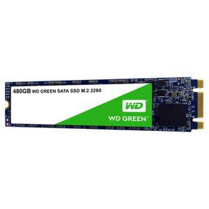 DISQUE DUR SSD WD Green M.2 Disque Dur SSD 480 Go pour PC Solid S