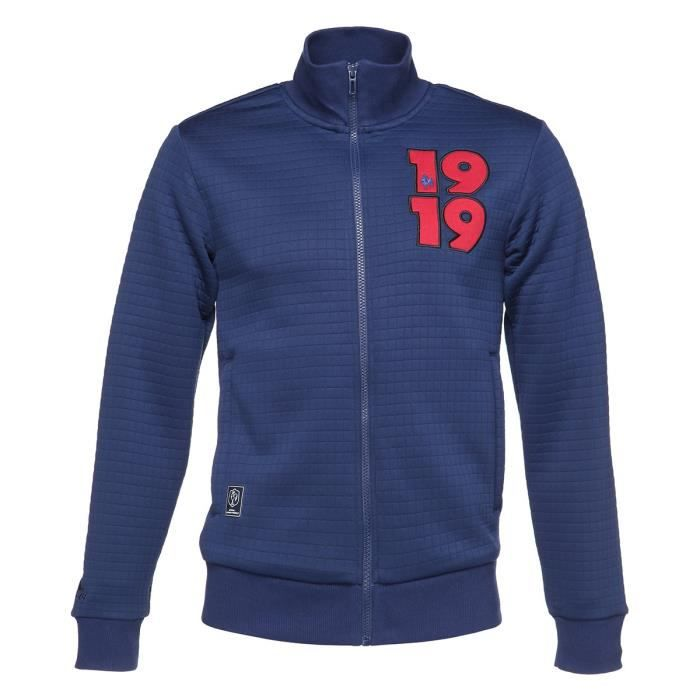 ADIDAS Maillot de Rugby FFR Homme