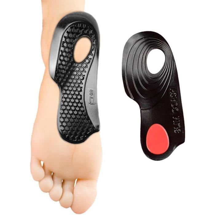 Semelle Orthopédique De Jambe De Type O-X, pour Jambes Droites avec Pieds Plats, Pieds Plats,L212