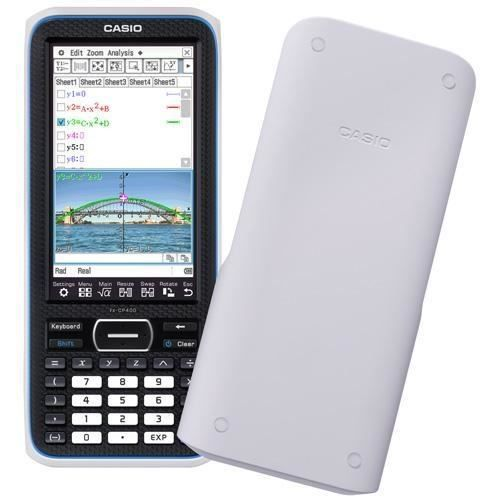 CASIO Calculatrice graphique Fx CP400