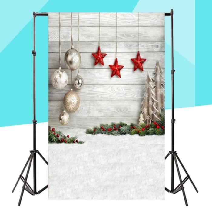 150x210 noël Photo toile de fond cadeaux fête vacances décoration photographie kit studio photo studio photo - eclairage