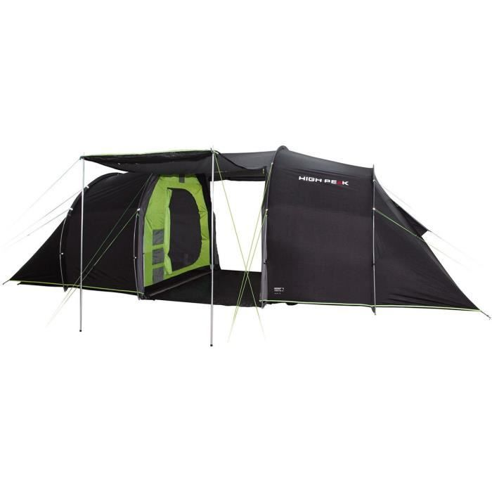 High Peak Tente Tauris 6 Femme dunkelgrau/grün