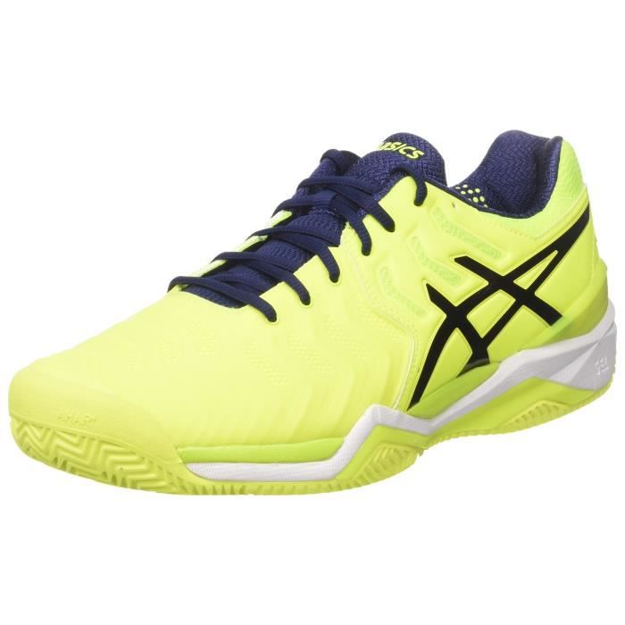 Asics Men's Gel-resolution 7 Clay Tennis Shoes E702y Sneakers Shoes R5MMD Taille-39
