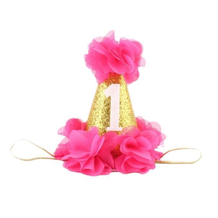 P146♥1 Pcs Enfants Elastique Couronne Bandeau Cheveux Dentelle en Dentelle Headband Extensible Humidité Hairband Twisted